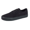 861-54 Tenis Casual Urbano Hombre DC Shoes Choclo Color Negro Comodo