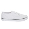 861-72 Tenis Casual Urbano Hombre DC Shoes Choclo Color Blanco Comodo