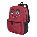 Kit mochila escolar Niño con lonchera y estuche lápices Back to school Rojo