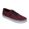 861-50 Tenis Casual Urbano Mujer DC Shoes Color Vino en Tela