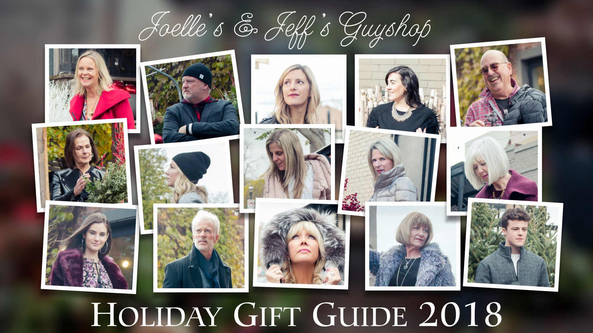 Joelle's and Jeff's Guyshop Holiday Gift Guide 2018