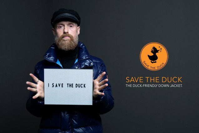 Dave The Duck - Duck Friendly Down Coats