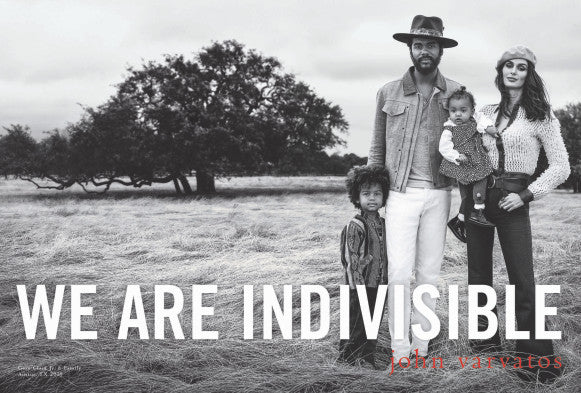 Gary Clark Jr. We Are Indivisible.