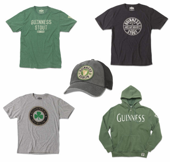 Guinness Tees Hat and Hoodie