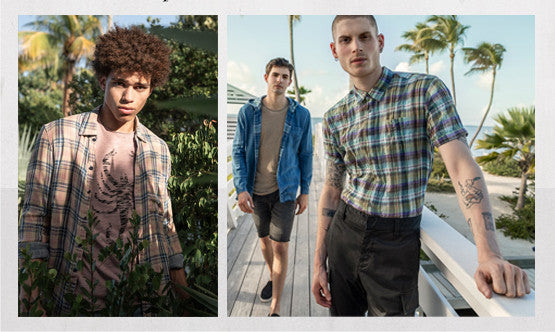 John Varvatos Star USA - Spring/Summer 2019 looks