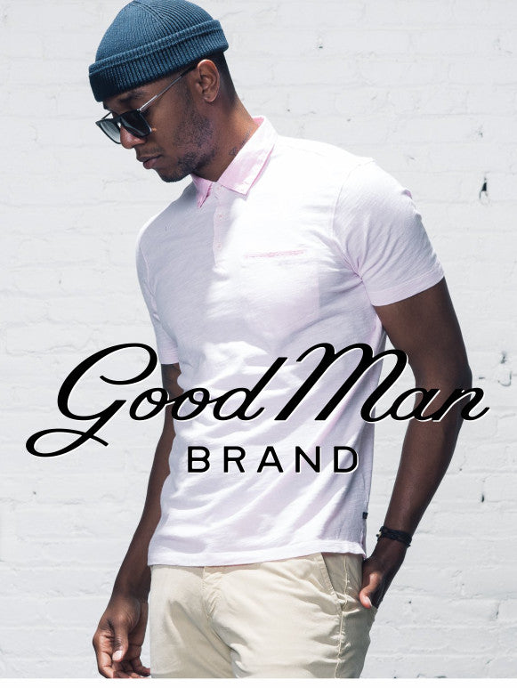 Good Man Brand lifestyle image