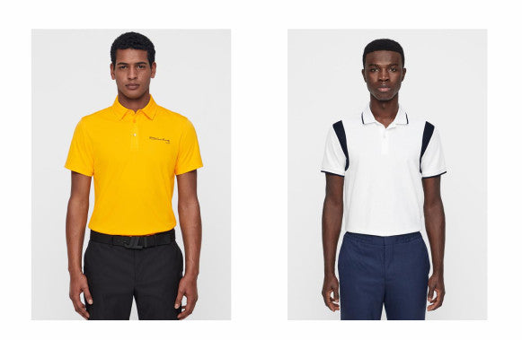 J. Lindeberg polos for Spring 2019