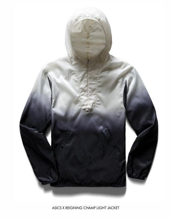 ASICS X REIGNING CHAMP LIGHT JACKET
