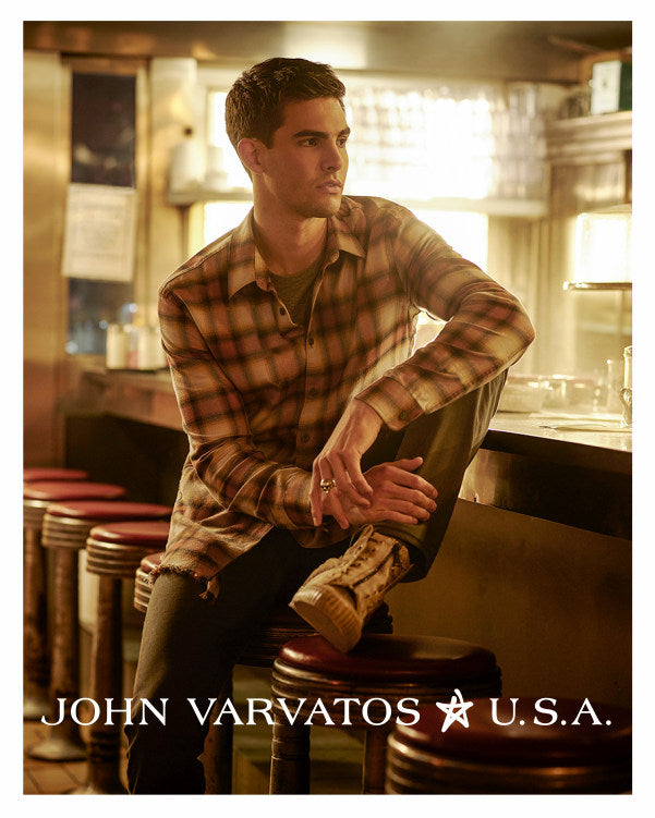 John Varvatos Star USA Fall 2019 - Lifestyle image
