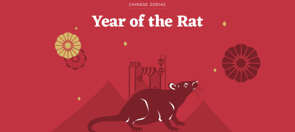 Year of the Rat graphic