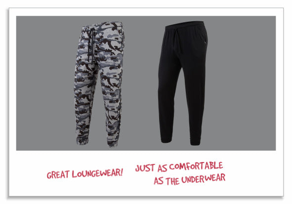 BN3TH long leg. Great loungewear. Just as comfortable as the underwear.