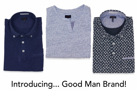 Good Man Brand Shirts