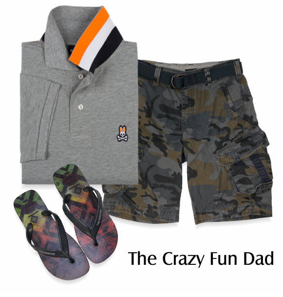 Crazy Fun Dad