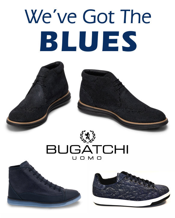 Bugatchi shoes