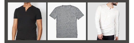 John Varvatos Star USA - three essentials - always in stock