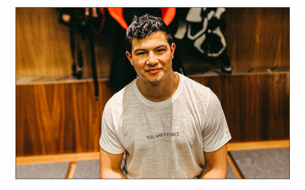 New Jersey Devils' defenseman, Connor Carrick