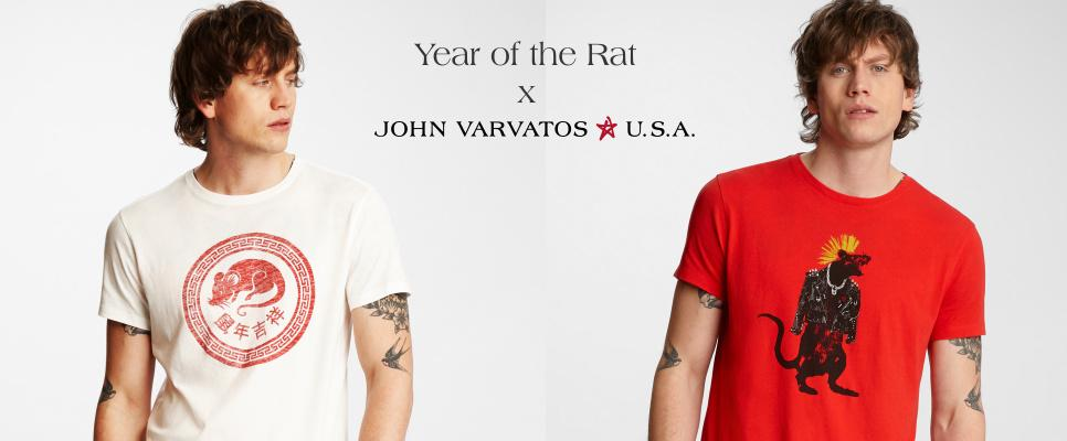 New in our John Varvatos Shop in Shop