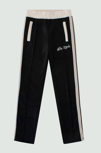 Palm Angels Black Desert Skull Print Track Pants