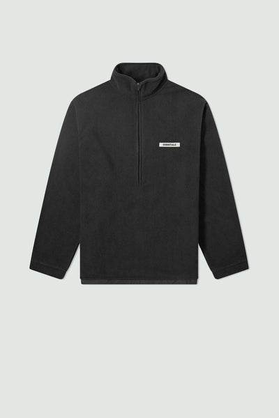 Fear of God Essentials Half Zip Pullover Sweater