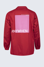 Anywhen Print Coach Jacket