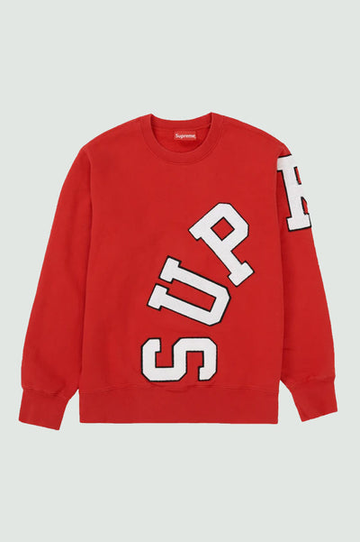 SUPREME Supreme Big Arc Crewneck