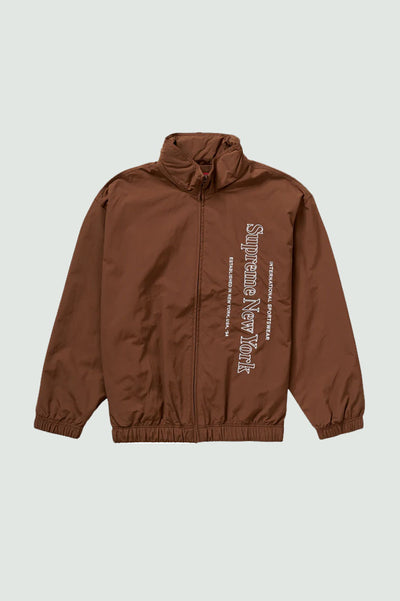 Supreme Side Logo Track Jacket
