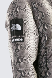 SUPREME x The North Face  snakeskin taped seam coach jacket