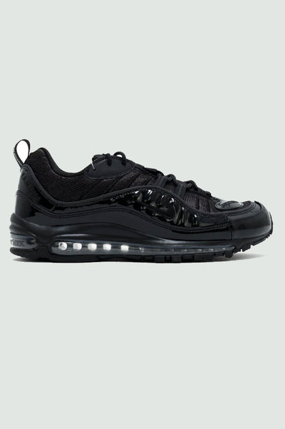 "Supreme X Air Max 98 ""Triple Black"""