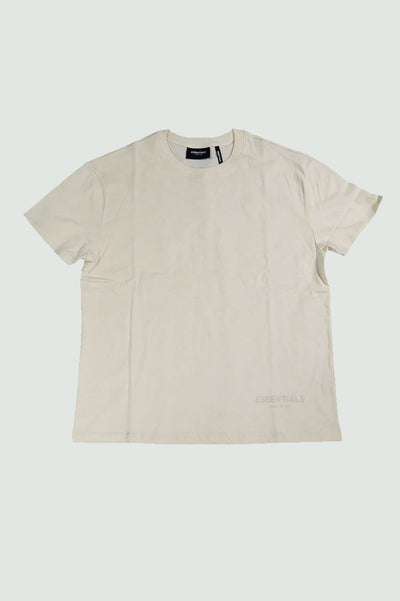 Fear of God Essentials 3M Logo Boxy T-Shirt Butter Cream