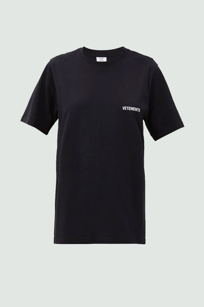 VETEMENTS Front Back T-Shirt