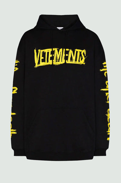 Vetements World Tour Hoodie