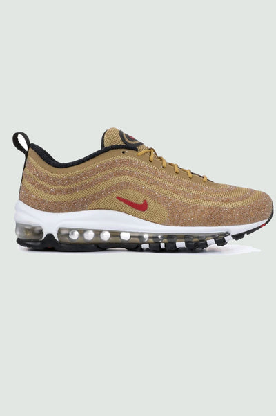 "Air Max 97 ""Swarovski"" Gold"