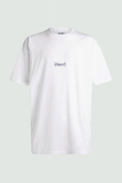 VETEMENTS Poem T-Shirt