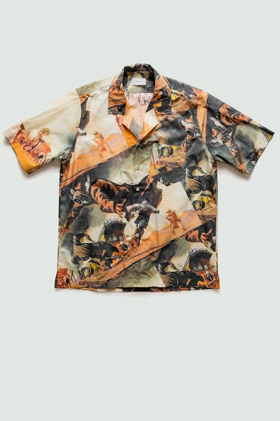 RHUDE - Gunslinger Hawaiian Shirt