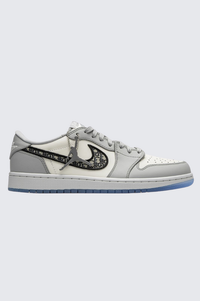 AIR DIOR - Jordan x Dior Air Jordan 1 Low sneakers