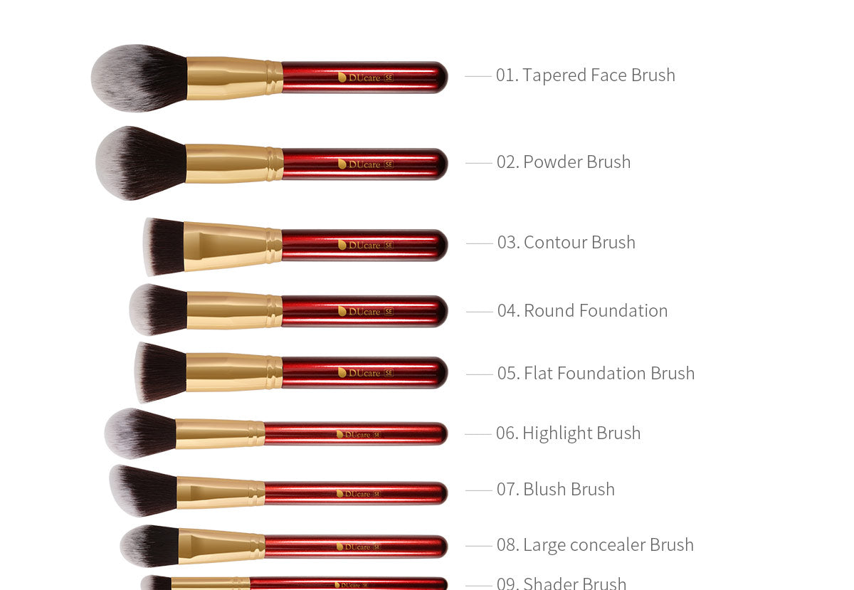 brushes name