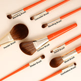9in1 Pro Makeup Brushes Set