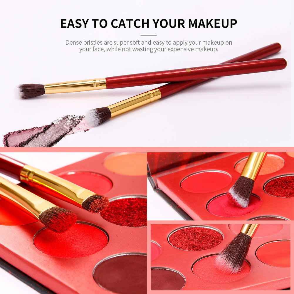 7in1 DUcare Eyeshadow / Blending / Eyebrow Brushes Set
