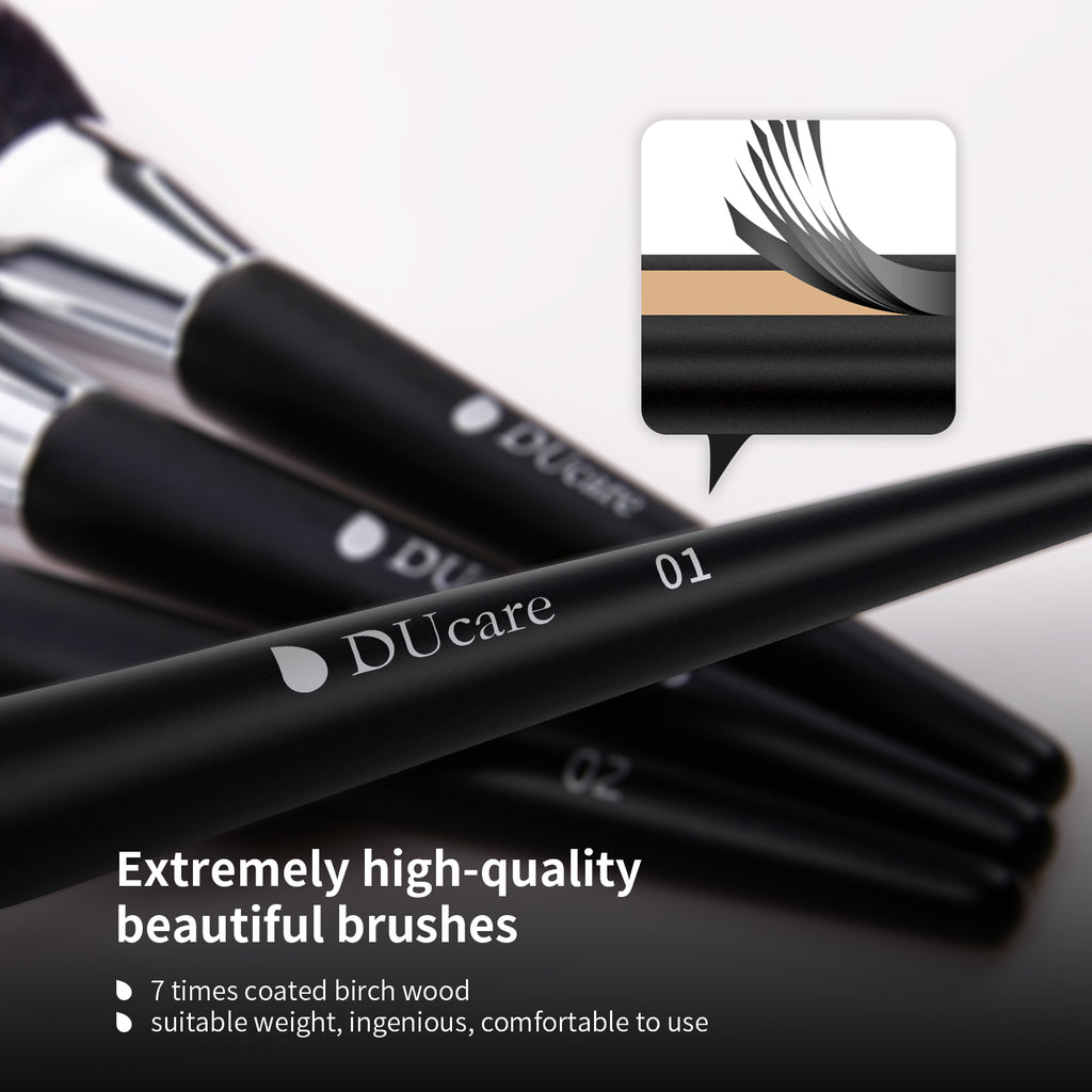 COVER Series - 32PCS Pro Brushes Set
