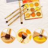 Afterglow - 5pcs DUcare Dual-end Eye Brushes Set