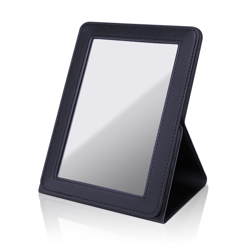 Portable Slim Makeup Mirror with Stand