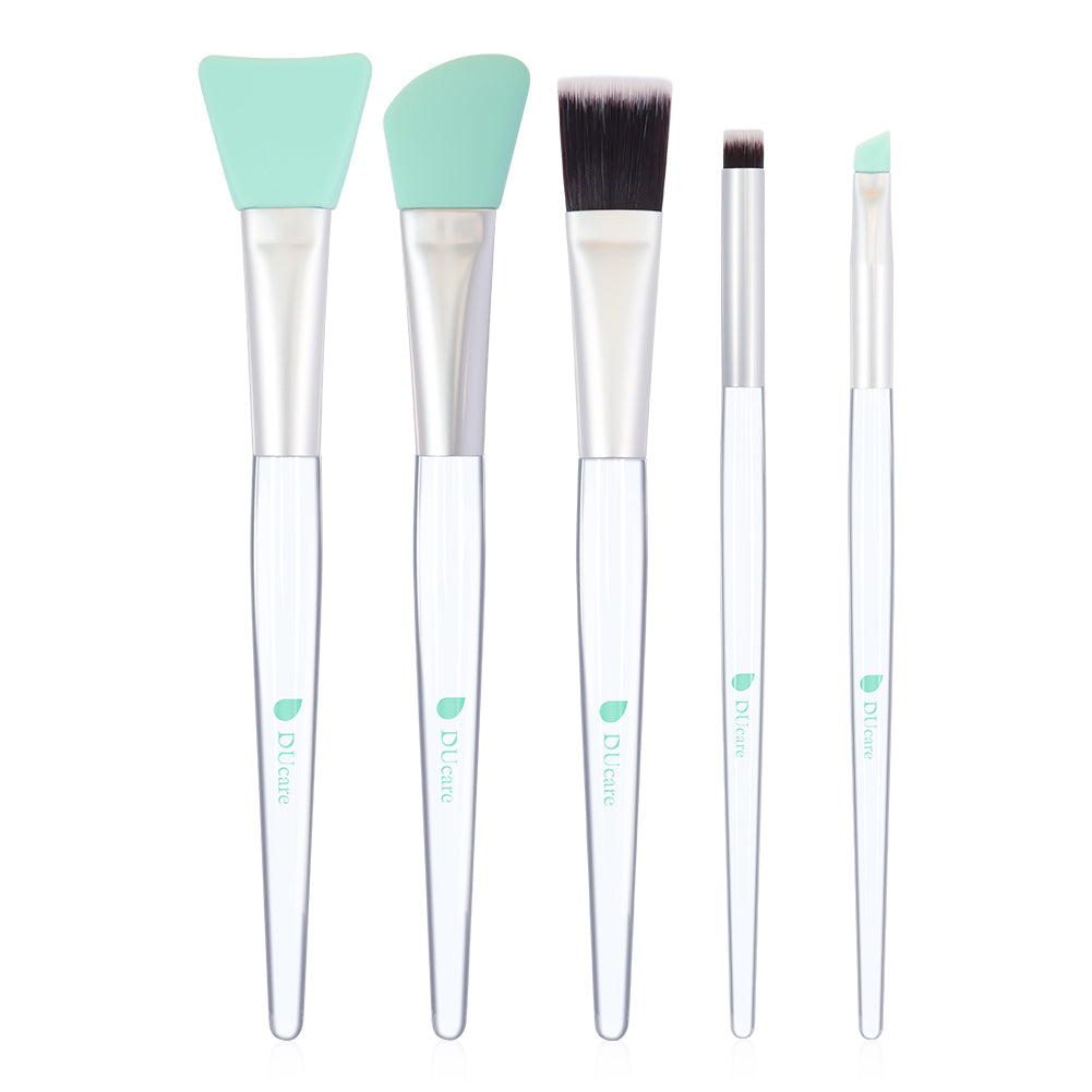 5in1 Multi-Function Soft Hair Mask Brushes Set