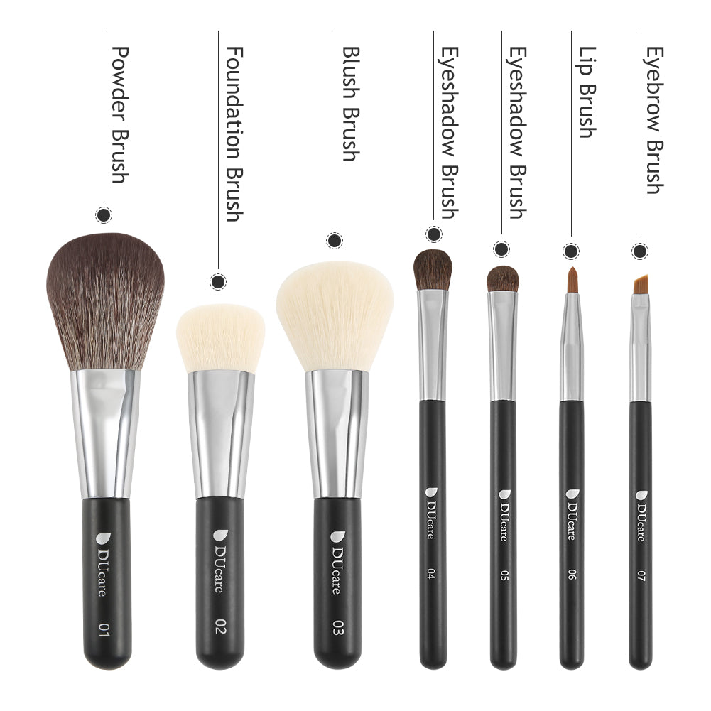 7in1 Eye And Face Brushes Set