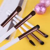 6in1 DUcare  Eyeshadow / Eyebrow / Concealer / Blending Brushes Set