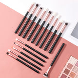 MINI - 15 in 1 Makeup Brushes Set