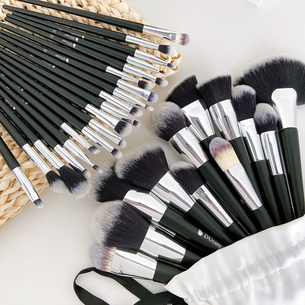 NINJA - 32 in 1 DUcare Makeup Brushes Set