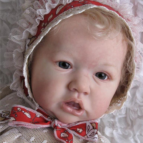 Realistic 22'' Kali Reborn Baby Doll Girl by Rebirthdoll® Exclusive
