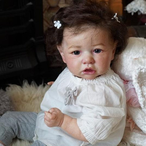22'' Lovely Briana Reborn Baby Doll Girl by Rebirthdoll® Exclusive