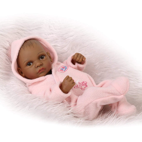 10 inch Little Sienna Full Silicone Baby Girl