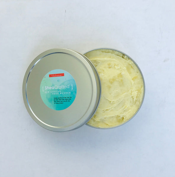 Raw West African Shea Butter